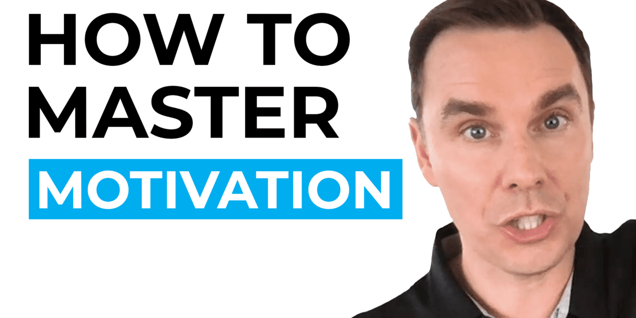 How to Master Motivation – Brendon Burchard
