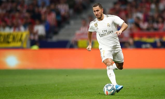 Eden Hazard's motivation questioned by former Actual Madrid midfielder Clarence Seedorf|Daily Mail Online
