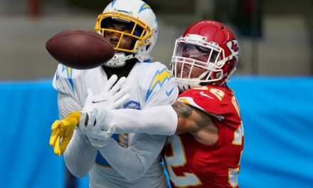 Chiefs' Tyrann Mathieu discusses self-motivation, defensive improvements in Week 3