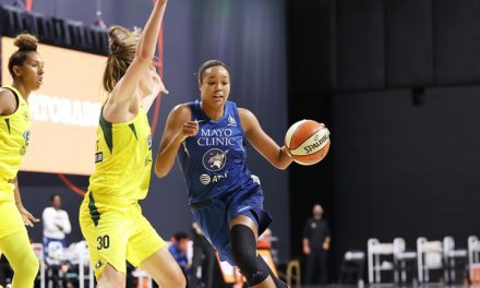 Lynx Hope Game One Heartbreak Provides Inspiration For Video Game Two – Minnesota Lynx
