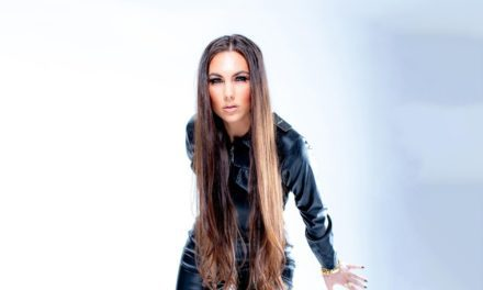 """To spread and receive positivity has always been our main motivation."" – Interview with Elize Ryd of Amaranthe – Metal Goddesses"