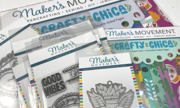 New! Crafty Chica product line for HSN – The Crafty Chica! Crafts, Latinx art, creative motivation