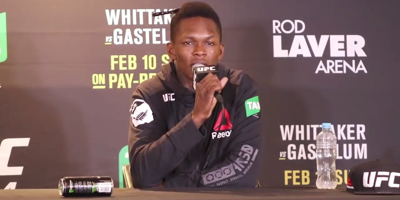 'It's just a big f*ck you to Jon Jones': Israel Adesanya has added motivation to claim the UFC light heavyweight title