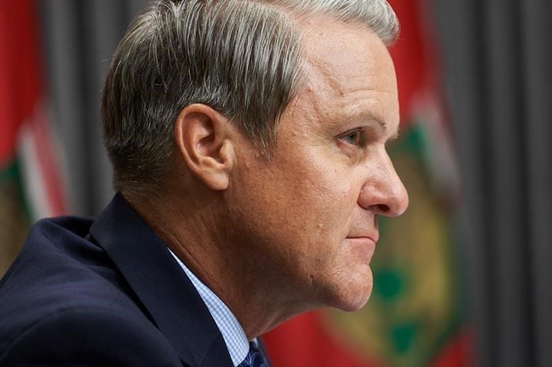 Manitoba Health Minister Questions Motivation Behind Doctors' Letter on COVID-19 | ChrisD.ca
