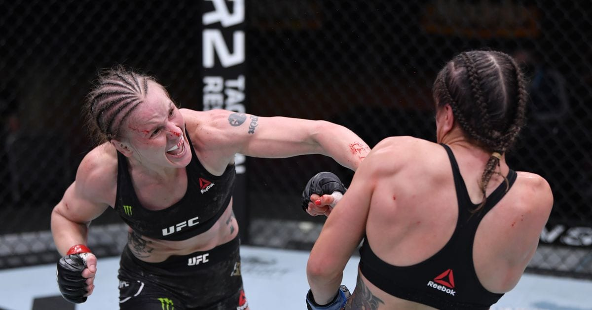 Valentina Shevchenko not worried about losing championship motivation after 27-year journey to the top