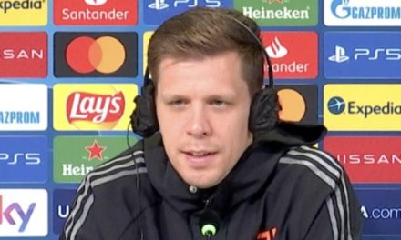 Szczesny claims playing for Juventus is motivation enough -Juvefc.com