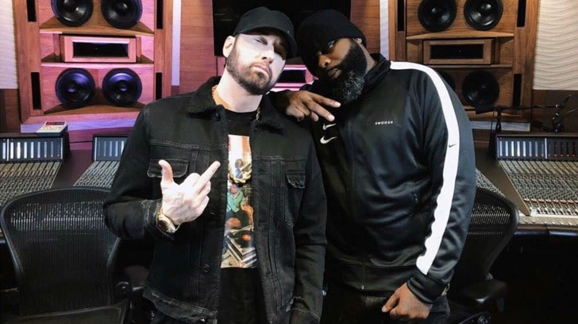 KXNG Crooked Talks About Motivation Eminem Gives Him