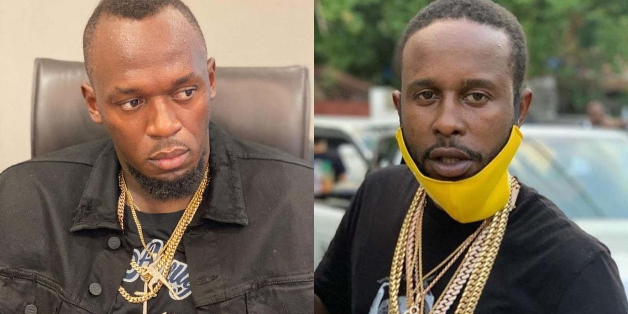 Usain Bolt Clapped Back At Popcaan While Dropping Some Motivation – Urban Islandz