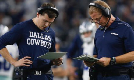 Cowboys-Giants OC connection: Kellen Moore, Jason Garrett have unique motivation for season finale – CBSSports.com