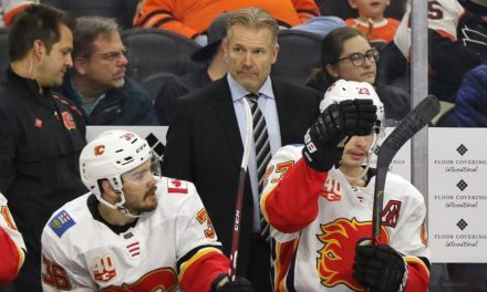 Flames Need to Use Strong Play Against Maple Leafs as Motivation