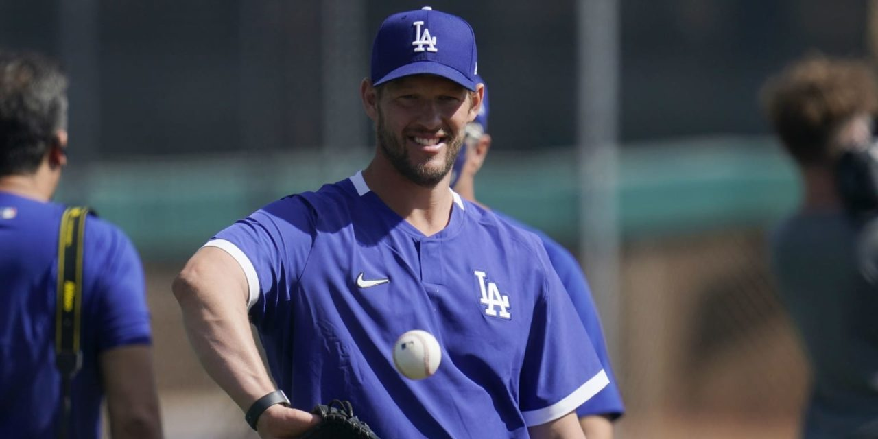 Clayton Kershaw has new motivation in spring debut