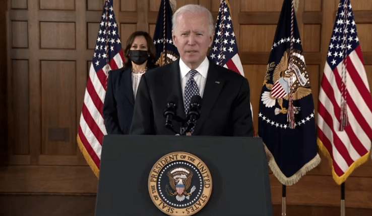 Biden On Atlanta Shootings: Whatever The Motivation, Anti-Asian Hate Has To Stop, Our Silence Is Complicity – Joe.My.God.