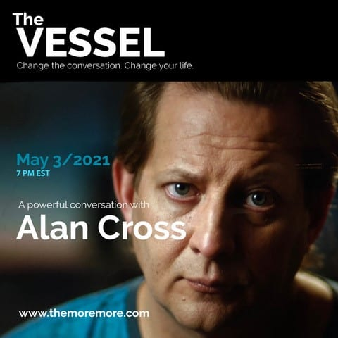 I'll be a guest on an interview program called The Vessel Monday night | The Vessel is an interview program hosted by Stuart Knight, a guy who specializes in motivation and getting people to think both differently and big. | Alan Cross' A Journal of Musical Things