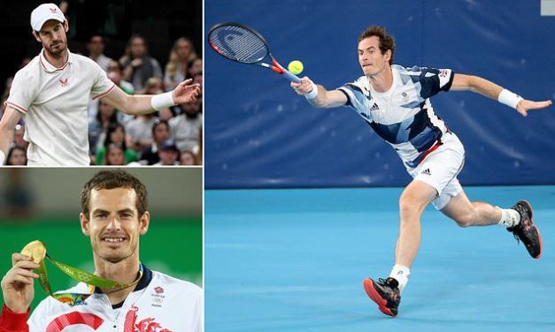 Tokyo Olympics: Andy Murray explais his motivation for another crack at glory with Team GB | Daily Mail Online